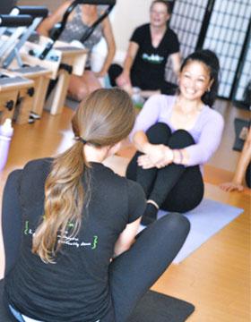 Pilates-Programs